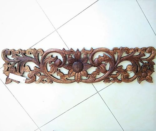 Handcarved Panel