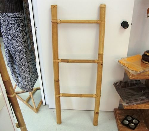 Towel Rack Natural 100