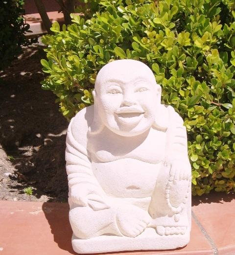 Buda piedra - Buda jardin ...