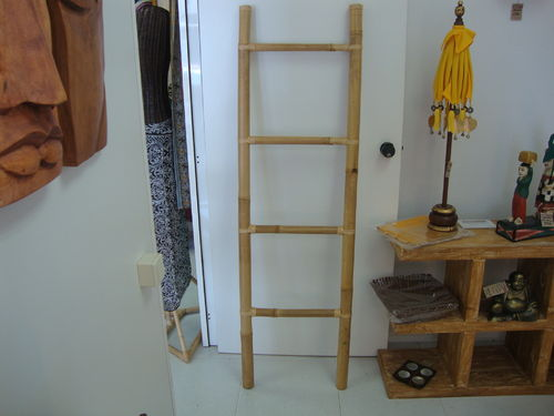Towel Rack Natural 200