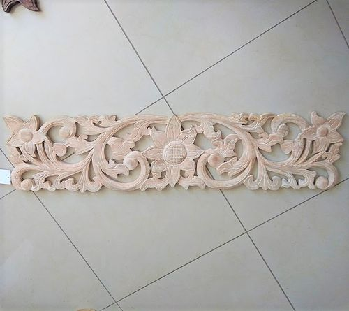 Panel Decorativo Blanco