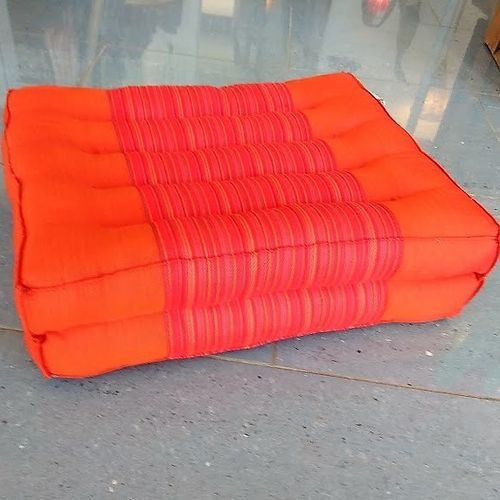 Double Orange Matrass Cushion