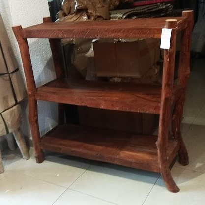 Recycled Teak Rack