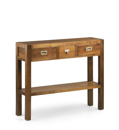 3 Drawers 1 Shelf Console
