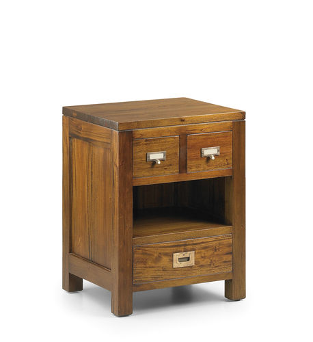2+1 Drawers Bed Side Table